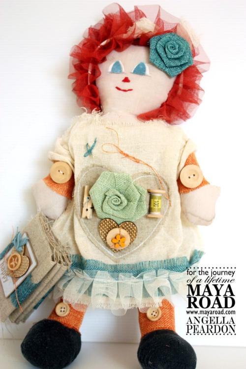Maya Doll 1