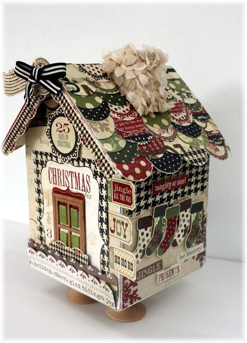 Christmas house 4