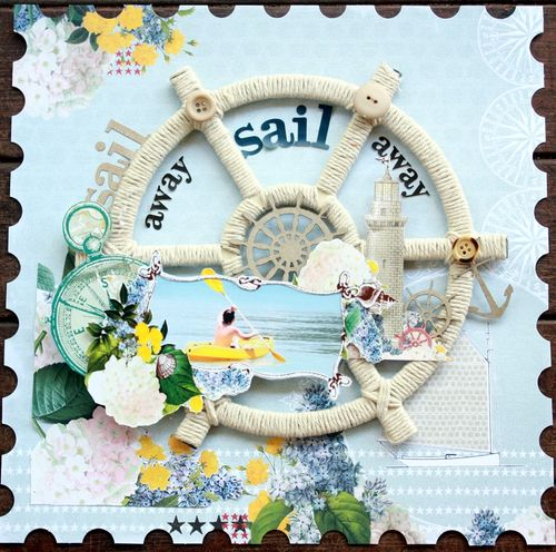 Sail away sail away